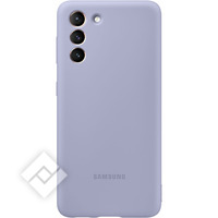 SAMSUNG SILICONE COVER S21 VIOLET