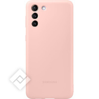SAMSUNG SILICONE COVER S21 PLUS PINK