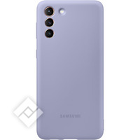 SAMSUNG SILICONE COVER S21 PLUS VIOLET