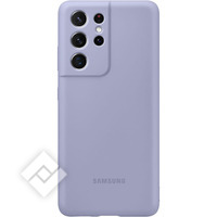 SAMSUNG SILICONE COVER S21U VIOLET