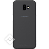 SAMSUNG CLEAR HARD CASE TRANSPARANT GALAXY J6PLUS
