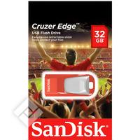 SANDISK EDGE RED 32GB