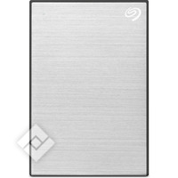 SEAGATE BACKUP PLUS 5TB SILVER