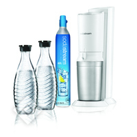 SODASTREAM CRYSTAL MEGAPACK WHITE