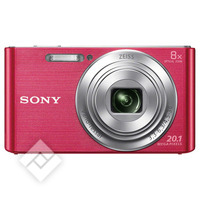 SONY CYBERSHOT DSC-W830 PINK, Compact / Bridge camera