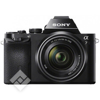 SONY ALPHA 7 BLACK + 28-70MM (ILCE7KB)