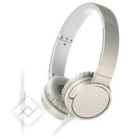 SONY MDR-ZX660AP CHAMPAGNE
