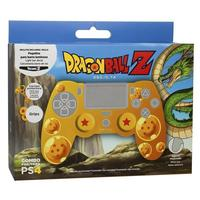 SONY Dragon Ball Z Combo Pack (Case + Thumb Grip + Led Decal) voor PS4
