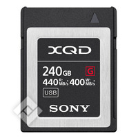 SONY SD XQD 240GB