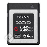 SONY SD XQD 64GB