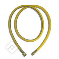 Tuyau de gaz FLEXIBLE INOX GAS TUBE