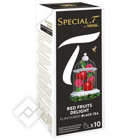 SPECIAL T RED FRUITS DELIGHT 10x