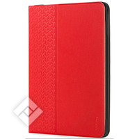 TARGUS EVERVU RED IPAD AIR1/2/PRO/9.7