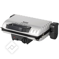 TEFAL GC205012 MINUTE GRILL DOUBLE FACE MULTIFONCTION