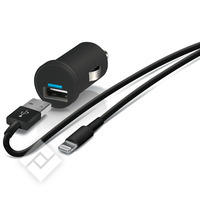 TEMIUM CARCHARGER 1X+LIGHT.CABLE