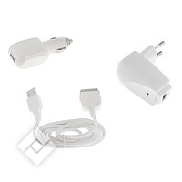 TEMIUM CHARGEUR KIT IPOD/IPHONE