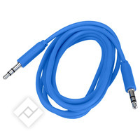 TEMIUM JACK 3.5MM/1.5M BLUE
