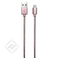 TEMIUM LIGHT.CABLE NYLON RG, Chargeur portable / Powerbank