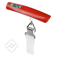 TEMIUM BAGAGE SCALE RED