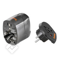 TEMIUM TRAVEL ADAPTER (GROUND)