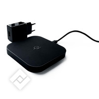 TEMIUM WIRELESS CHARGER 15W QC3