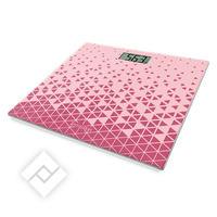 TERRAILLON ONE GEOMETRIC PINK