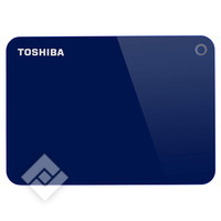 TOSHIBA CANVIO ADVANCE 1TB BLUE