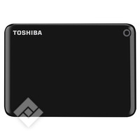 TOSHIBA CANVIO CONNECT II 2TB BL