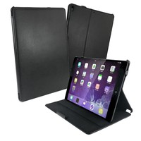 Tufflove De protection en cuir - Apple iPad pro 10.5 inch - noir