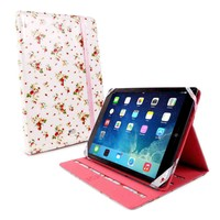 Tufflove Slim-Stand etui devant iPad Air - noir - rockabetty