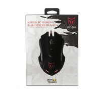 UNDERCON UNDER CONTROL - SOURIS PC GAMING MUIS - ZWART