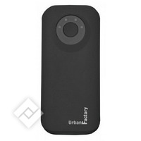 URBAN FACTORY 4400 MAH BLACK