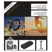 URBAN FACTORY ACTIONCAM PACK 3IN1