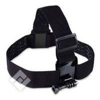 URBAN FACTORY HEAD MOUNT STRAP GO PRO