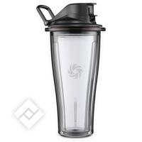 VITAMIX CONTAINER 600 ML (2PC)