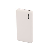 Vtac VT-3518 Powerbank - 10.000mAh - Wit