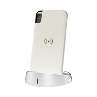 Vtac VT-3509 Powerbank - 8.000mah - Wit