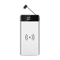 Vtac VT-3508 Powerbank - 20.000mah - Wit