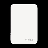 Vtac VT-3503 Powerbank - 5.000 mAh - Wit