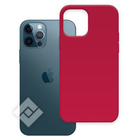 PRODEBEL COVER PREMIUM SILICONE IPHONE 12 PRO RED