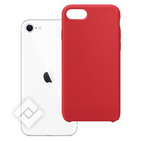 PRODEBEL COVER PREMIUM LIQUID SILICONE IPH7/8/SE RED