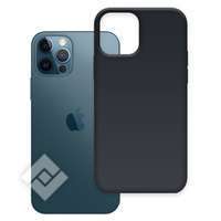 PRODEBEL SILICONE COVER BLACK IPHONE 12 PRO MAX