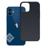 PRODEBEL SILICONE COVER BLACK IPHONE 12 PRO