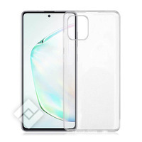 WAVE COVER NOTE 10 LITE CLEAR