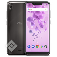 WIKO VIEW 2 GO ANTRACITE