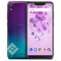 WIKO VIEW 2 GO PURPLE