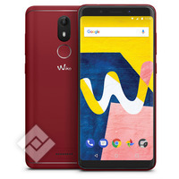 WIKO VIEW LITE 4G CHERRY RED