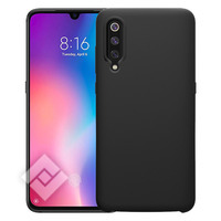 WAVE SILICONE COVER XIAOMI MI9 BLACK