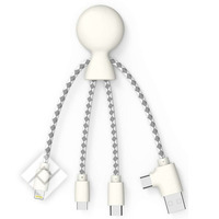XOOPAR MR BIO 3in1 CABLE WHITE