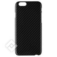 XQISIT COVER IPLATE BLACK IPHONE 6/6S